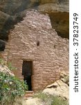 Mesa Verde Wall