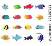 Aquarium Fishes  Fishes Set ...
