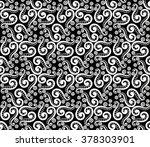 abstract steampunk seamless... | Shutterstock .eps vector #378303901