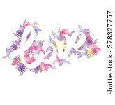 love    Shutterstock .eps vector #378327757
