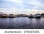 amsterdam  netherlands  ... | Shutterstock . vector #378365281