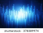 sci fi futuristic user interface | Shutterstock . vector #378389974