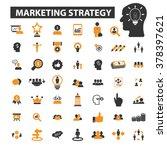 market icons | Shutterstock .eps vector #378397621
