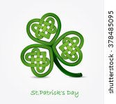 st. patrick's day card   Shutterstock .eps vector #378485095