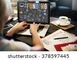 Small photo of Funding Economy FInancial Collection Fund Concept