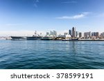 Ocean View Of The Skyline Of...