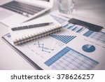 showing business and financial... | Shutterstock . vector #378626257