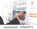 businessman analyzing...   Shutterstock . vector #378640771