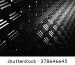 silver 3d abstract dark