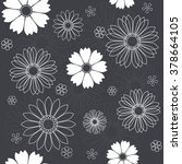 Seamless Flower Pattern ...