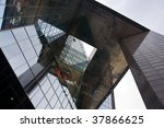 modern office building | Shutterstock . vector #37866625