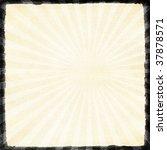 aged background with sunburst | Shutterstock . vector #37878571