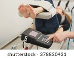 spinal decompression therapy   Shutterstock . vector #378830431