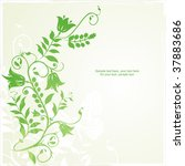 abstract flower design   Shutterstock .eps vector #37883686