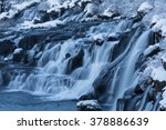 The Winter Waterfall...