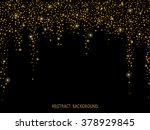 abstract background. gold... | Shutterstock .eps vector #378929845