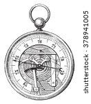 Breguet Barometer  Vintage...