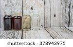 vinegar  balsamic vinegar ... | Shutterstock . vector #378943975