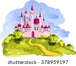 the vector illustration of tale ... | Shutterstock .eps vector #378959197