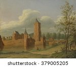 Batestein Castle Near Vianen ...