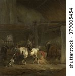 Horse Stable  By Joseph...