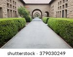 pattern of arches. | Shutterstock . vector #379030249