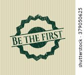 be the first rubber stamp with... | Shutterstock .eps vector #379050625