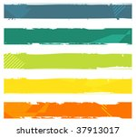 collection of banners. easy to...   Shutterstock .eps vector #37913017