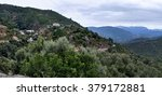 corsica panoramic outlook near... | Shutterstock . vector #379172881
