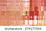 set of abstract backgrounds gold | Shutterstock . vector #379177354