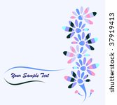floral background | Shutterstock . vector #37919413