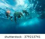 under water image. | Shutterstock . vector #379213741