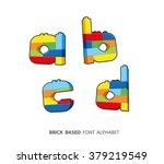 alphabet set created from...