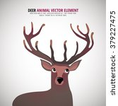 deer clipart  vector. also...