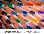 macro view of crayons. colored... | Shutterstock . vector #379248811