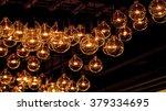 retro luxury light bulb | Shutterstock . vector #379334695