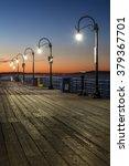 Santa Monica Pier Lights