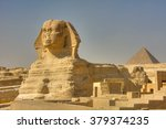 The Great Sphinx Of Giza....