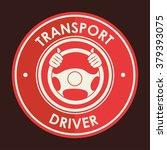 driver car design  | Shutterstock .eps vector #379393075