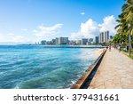 Waikiki Beach Is Beachfront...