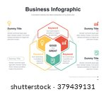 flat business presentation... | Shutterstock .eps vector #379439131
