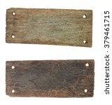 close up of an empty wooden... | Shutterstock . vector #379461715
