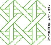 double square basket weave... | Shutterstock .eps vector #379464589