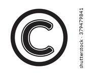 copyright symbol icon... | Shutterstock .eps vector #379479841