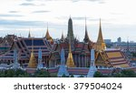 temple of the emerald buddha ... | Shutterstock . vector #379504024