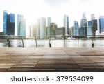 building business district city ... | Shutterstock . vector #379534099