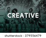 creative creativity design... | Shutterstock . vector #379556479