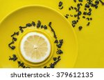 Still Life Tea With Lemon