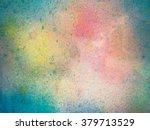 watercolor seamless pattern.... | Shutterstock . vector #379713529
