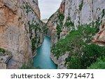 landscape in congost de mont...   Shutterstock . vector #379714471